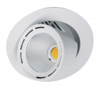 Výklopný led downlight